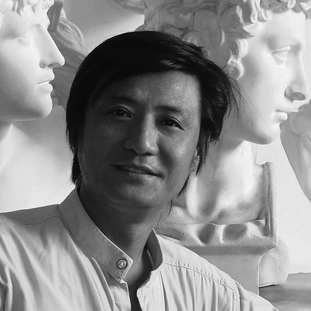阴佳 同济大学建筑与城市规划学院教授 中国美术家协会会员、中国壁画学会会员 上海建筑学会室内外环境设计专业委员会委员。