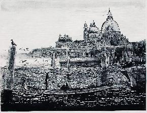 访欧日记.威尼斯水城  2005