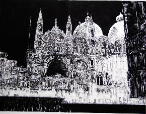 《访欧日记.》威尼斯狂欢夜  2002