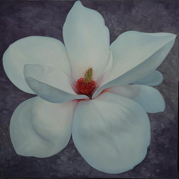 《美丽的生命循环3》 夏云超 布面油画