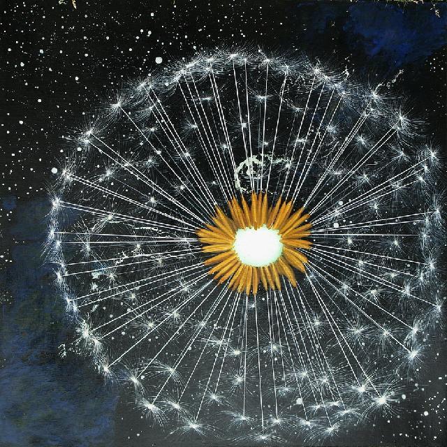 《美丽的生命循环5》 夏云超 布面油画