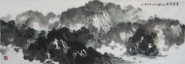 徐国人作品-7 徐国人 纸本水墨