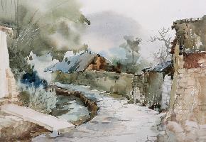徐国人水彩作品1