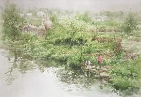春河-Spring River