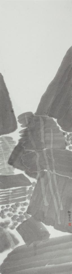 山水笔记7 王劼音(特邀名家) 纸本水墨