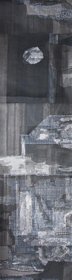山水笔记之三-2008年 王劼音(特邀名家) 纸本水墨