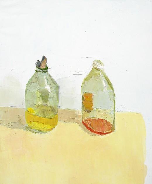 冯玮油画作品-5  冯玮 布面油彩