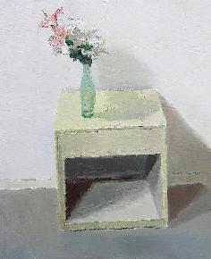 冯玮油画作品-8