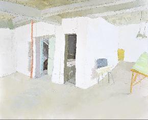 冯玮油画作品-17