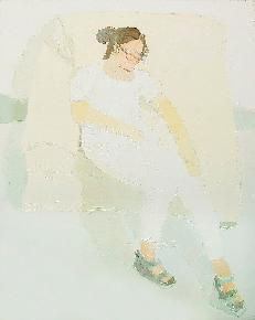 冯玮油画作品-21