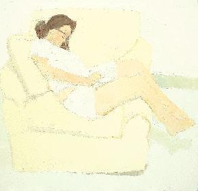 冯玮油画作品-23