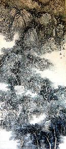 夏山幽居图-2