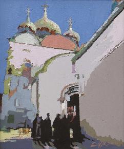 俄罗斯苏斯达里小镇(二)