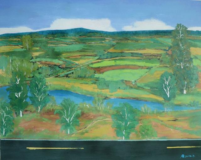 2013年全国油画作品展征稿