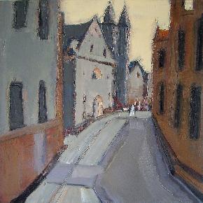 路过系列之——灰色街道