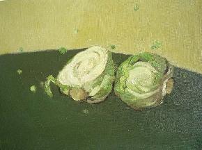 蔬果系列之---卷心菜