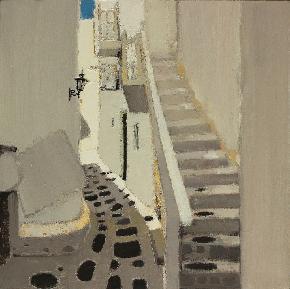 路过系列之----白色扶梯 二