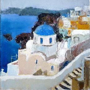 希腊小景一