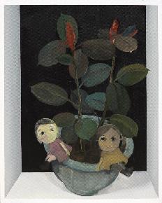 《窗---小人国》NO.1