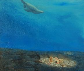 蓝色水域--3